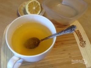 Бисквитный торт с лимонным вкусом - фото шаг 5