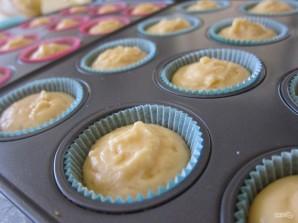 Маффины с лимонным кремом и меренгой - фото шаг 2