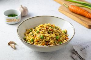 Бурый рис для похудения - фото шаг 7