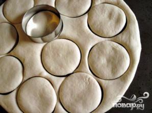 Английские булочки - фото шаг 3