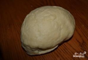 Яблочный пирог в духовке - фото шаг 8