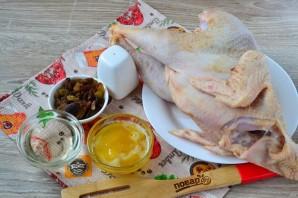 Медовый цыпленок из Винтерфелла - фото шаг 1