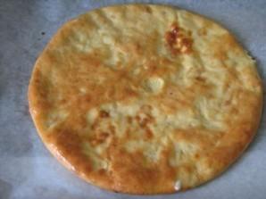 Осетинский пирог с картошкой - фото шаг 11