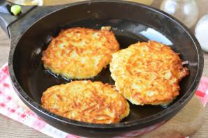 Картофельные шницели - фото шаг 9