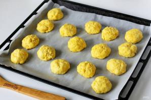 Постное апельсиновое печенье - фото шаг 8