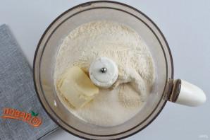 Пирог с заварным кремом - фото шаг 8