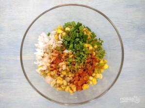 Хрустящая жареная кукуруза - фото шаг 4