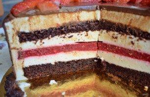 Муссовый торт для начинающих - фото шаг 16