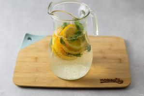 Лимонная вода для похудения - фото шаг 5