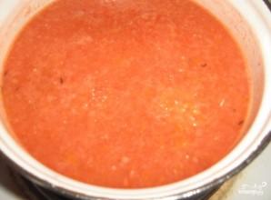 Картофельный суп с помидорами - фото шаг 5