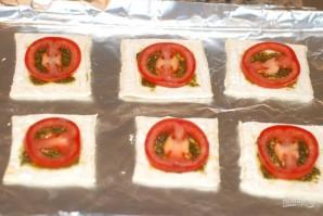 Мини-тарты с томатом и песто - фото шаг 2