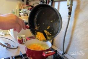 Суп с килькой - фото шаг 7