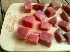 Мясо по-польски  - фото шаг 1