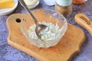 """Салат """"Мимоза"""" с корейской морковью - фото шаг 3"""