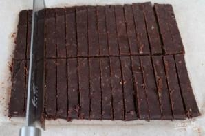 Шоколадные батончики - фото шаг 12