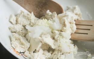 Салат с растительным маслом - фото шаг 3