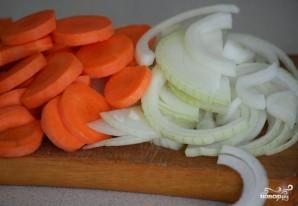Постный суп из брокколи - фото шаг 2