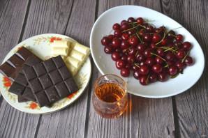 "Конфеты ""Вишня в шоколаде"" - фото шаг 1"