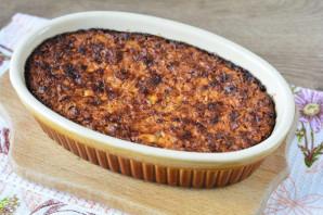 Овсяный пирог с вареньем - фото шаг 8