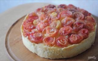 Пирог с яблочными розами - фото шаг 7