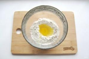 Тесто для вареников на минералке - фото шаг 3