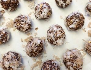 Шведские шоколадные шарики - фото шаг 6