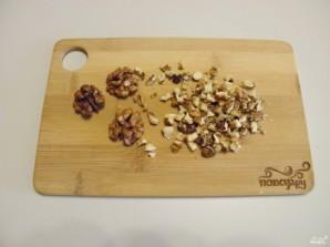 Салат из фасоли постный - фото шаг 4