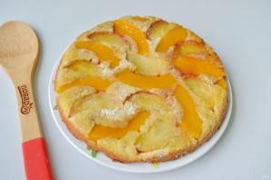 Тарт татен с тыквой и яблоком - фото шаг 8