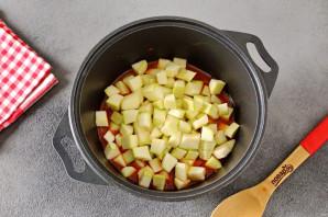 Салат из кабачков без стерилизации на зиму - фото шаг 4