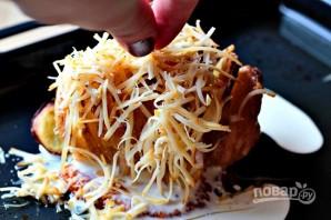 Крошка-картошка с сыром - фото шаг 5
