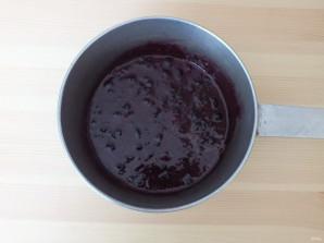 Пирожные с кремом и ягодами - фото шаг 5