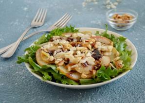 Салат с карамелизированной грушей - фото шаг 9