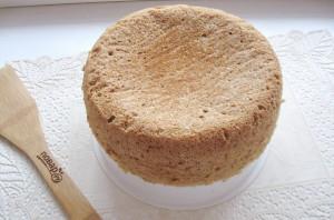Пышный бисквит для торта - фото шаг 10