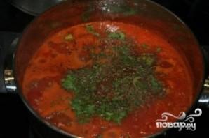 Суп из куриных крылышек - фото шаг 10
