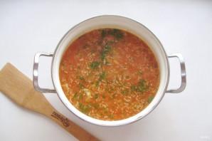 Суп харчо из индейки - фото шаг 10