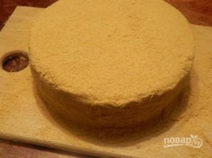 """Торт """"Медовик"""" без яиц - фото шаг 8"""