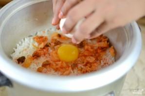 Кимчи с рисом - фото шаг 2