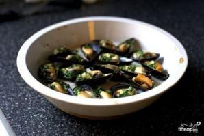 Жареные моллюски - фото шаг 4