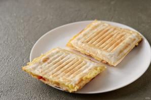 Хрустящая закуска из лаваша - фото шаг 8