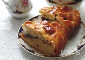 Сдобный пирог - фото шаг 9