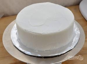 Торт с вишней - фото шаг 5