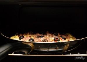 Пицца-рамэн - фото шаг 5