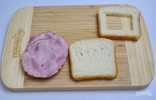 Необычные тосты к завтраку - фото шаг 2