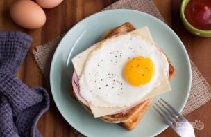 Тосты на завтрак - фото шаг 4
