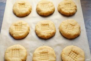 Печенье из арахисовой пасты - фото шаг 5