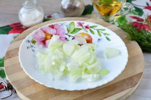 Салат из свеклы и квашеной капусты - фото шаг 4