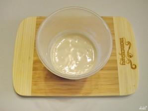 Панкейки на кислом молоке - фото шаг 3
