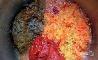 Аджика из томатной пасты - фото шаг 4