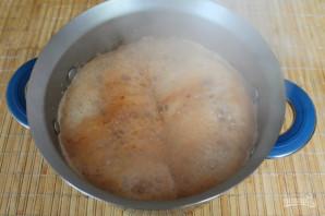 Карамельный торт без выпечки - фото шаг 4