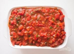 Мясо с баклажанами по-турецки - фото шаг 3
